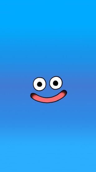 Slime | Dragon Quest iPhone wallpapers