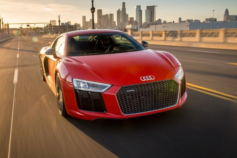 2017 Audi R8 Cars Wallpapers HD
