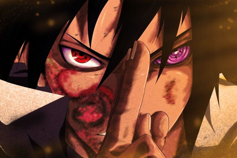 Sasuke Desktop Wallpapers | Wallpapers, Backgrounds, Images, Art ..