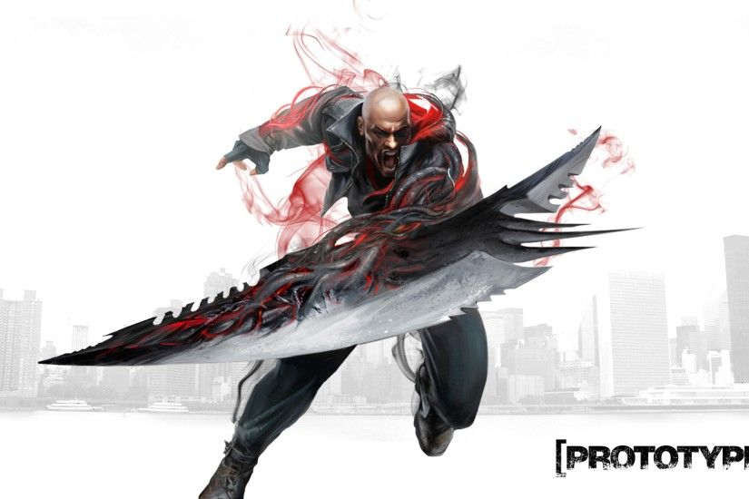 Preview wallpaper prototype 2, radical entertainment, sequel, pc, x360, ps3  3840x2160