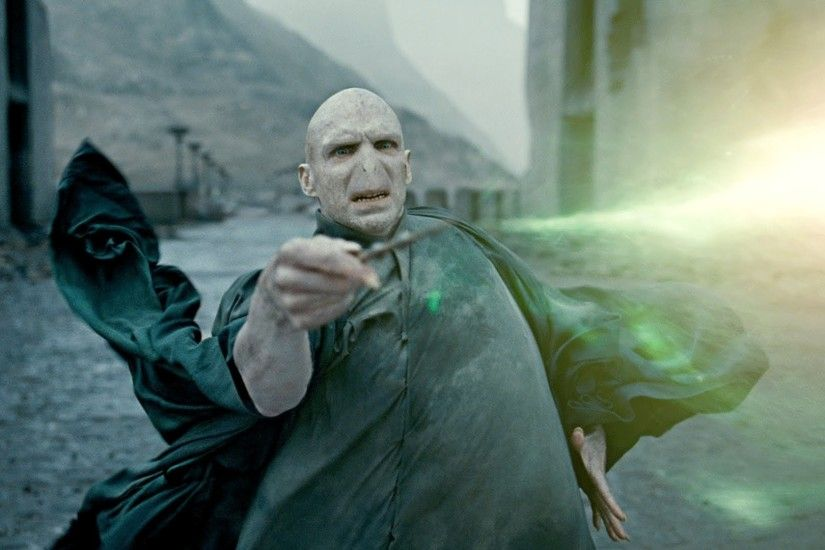 Lord Voldemort - Harry Potter and the Deathly Hallows - Part #1