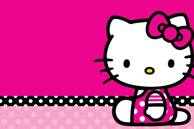 ... Free Hello Kitty Wallpaper in HD Resolution