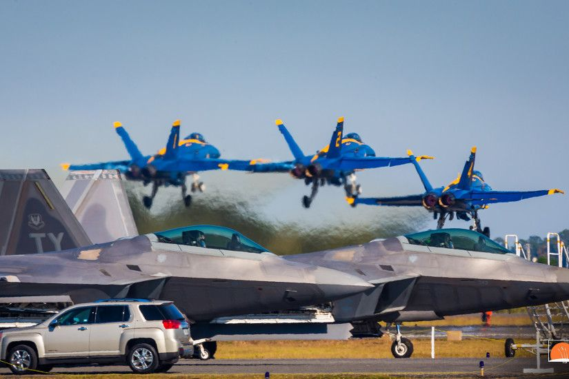 2014 10 Aviation - NAS Jacksonville Airshow 22 - Blue .
