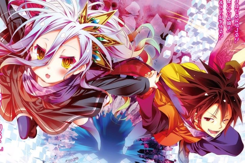 No Game No Life Wallpaper (21 Wallpapers)