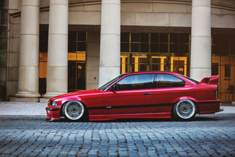Bmw E36 Red Tuning Street Hd Wallpaper | Best Desktop Wallpapers | Download  Wallpaper | Pinterest | Wallpaper and Hd wallpaper