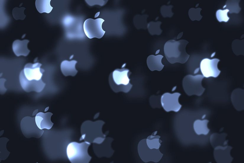 Apple 3D Art Wallpaper.