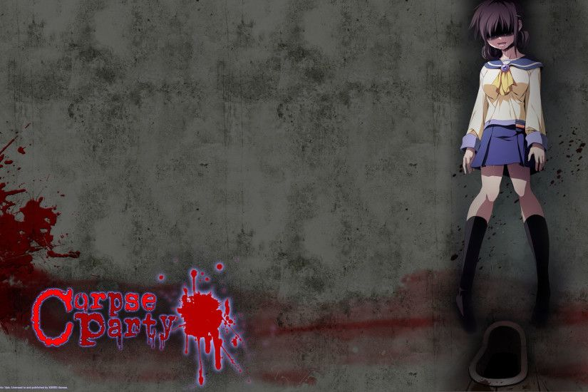 Wallpaper from Corpse Party