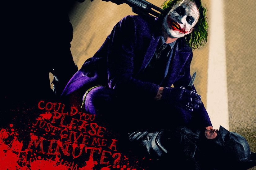 Batman And Joker Wallpaper Image #10381 Wallpaper | WallpaperLepi