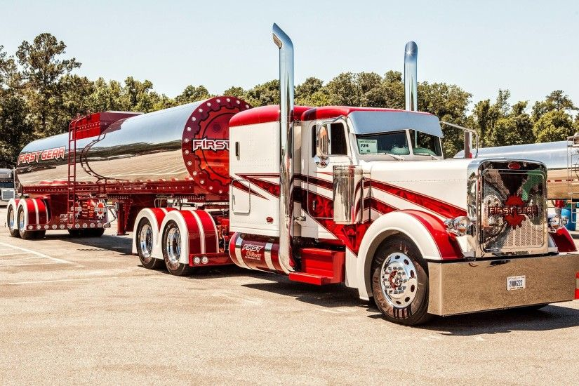 Semi Truck Wallpapers Widescreen