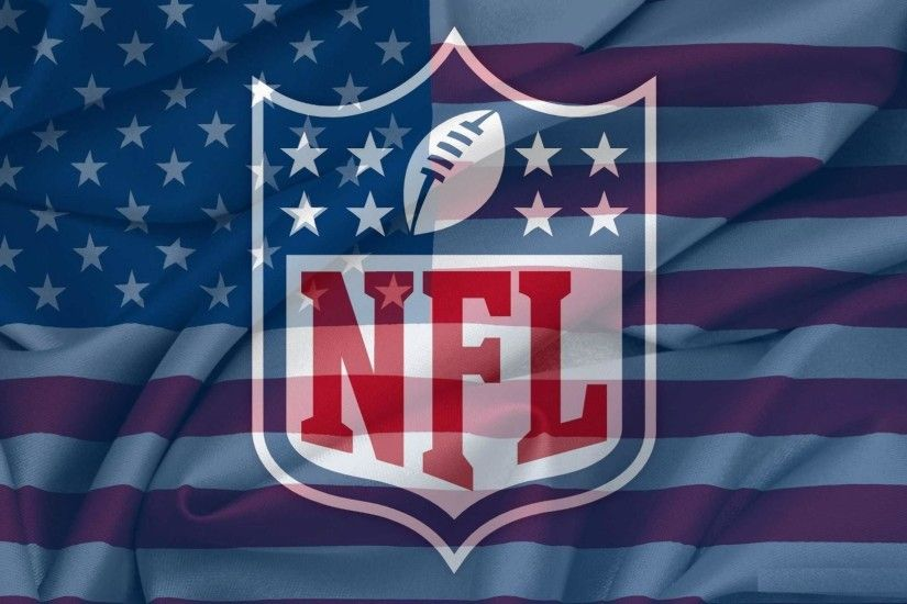 Nfl-official-logo-on-usa-flag-wavy-HD-
