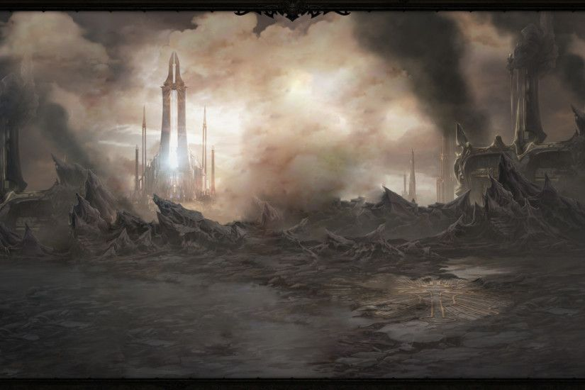 ... Diablo 3 Act 4 Wallpaper by Arixev