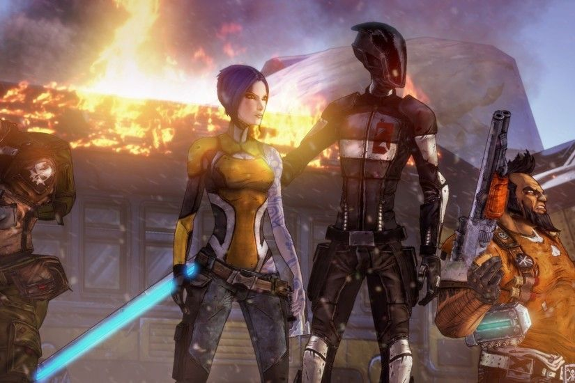 241 Borderlands 2 HD Wallpapers | Backgrounds - Wallpaper Abyss - Page 2