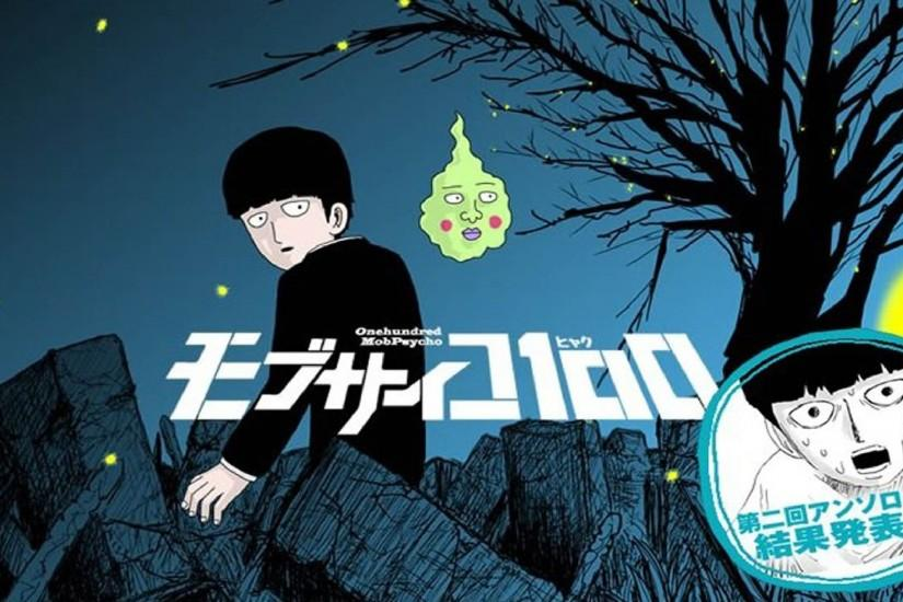 Mob Psycho 100 Wallpaper Download Free Awesome Hd Backgrounds