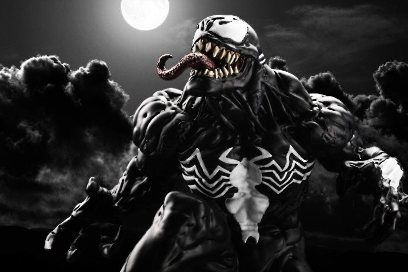 Agent Venom Wallpapers Wallpaper Cave Source · 2027x1520 Carnage Venom HD  Wallpaper Background ID 443485