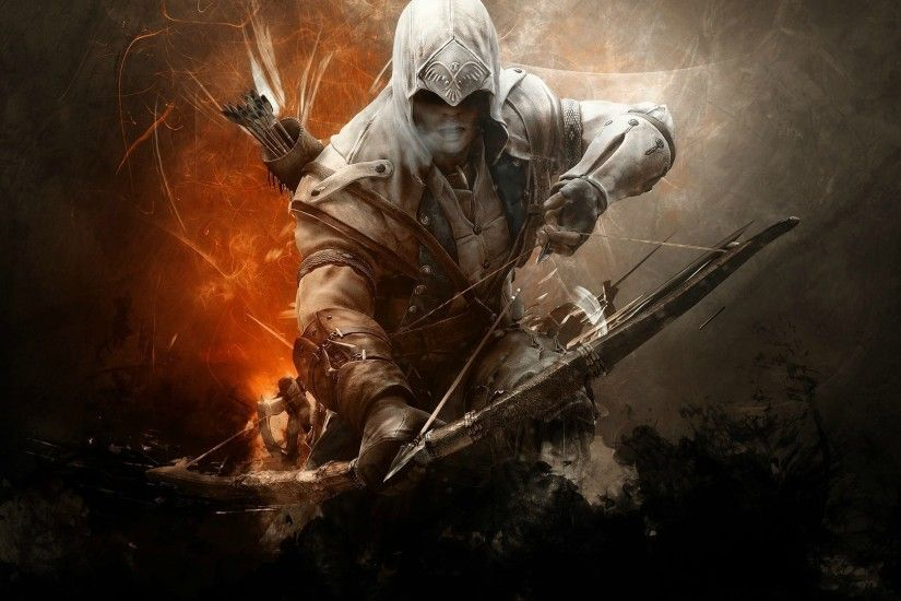 Assassin S Creed Iii Wallpaper Hd X