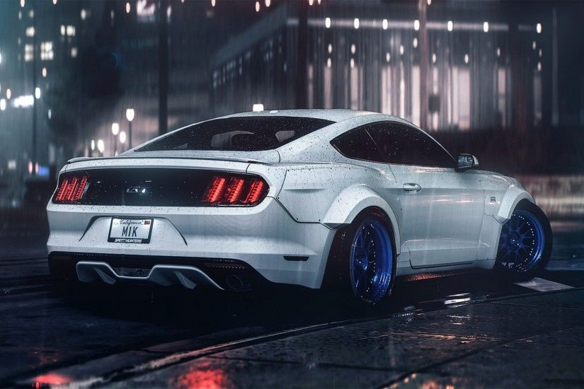 Ford mustang wallpaper thumb