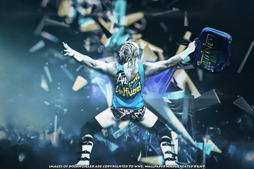 ... Created By WP - Dolph Ziggler Wallpaper 1920x1080 by CreatedByWP