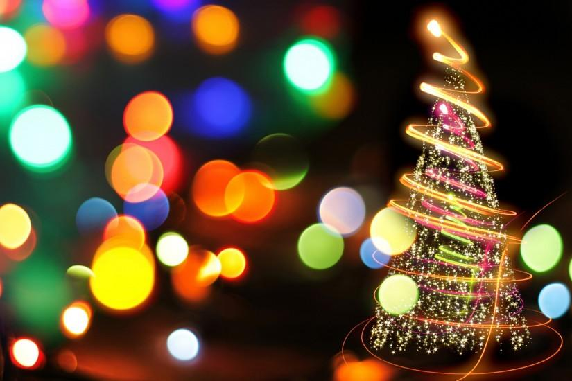 christmas lights background 1920x1200 for windows 10