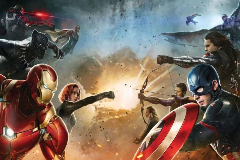 download captain america civil war wallpaper 1920x1200 for hd