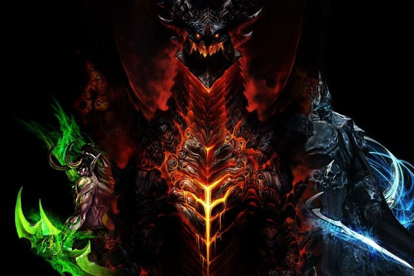 Preview wallpaper world of warcraft, dragon, characters, faces 3840x2160