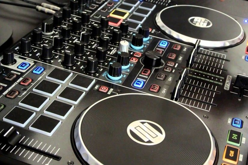 Reloop Terminal Mix 8 Professional Serato DJ Controller HD-Video Review -  YouTube