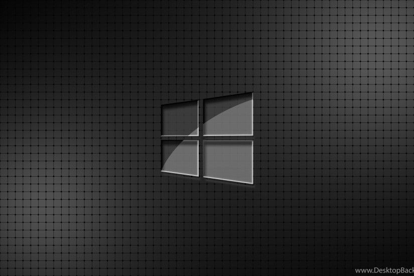 Glass Windows 10 On A Grid Wallpapers Computer Wallpapers