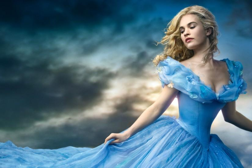 Disney Cinderella 2015 Wallpapers | HD Wallpapers
