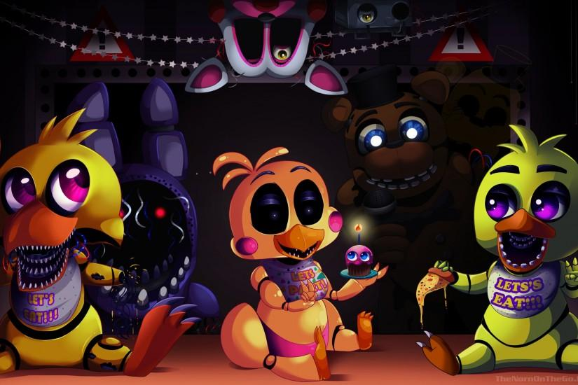 five nights at freddys wallpaper 3000x1426 for ipad pro