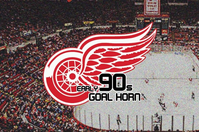 #TBT Detroit Red Wings Early 90s Goal Horn á´´á´°