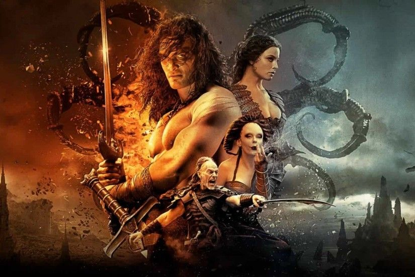 Conan The Barbarian Wallpapers (53 Wallpapers)