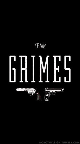Team Grimes, Wallpaper Blog | Prints available below ^.^TeePublic |  Society6 |