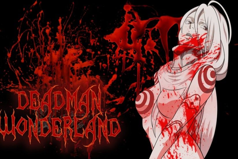 Free Awesome Deadman Wonderland Wallpaper