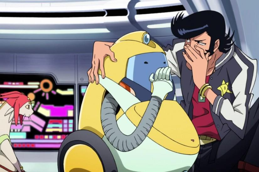 aloha oe space dandy wallpaper ...