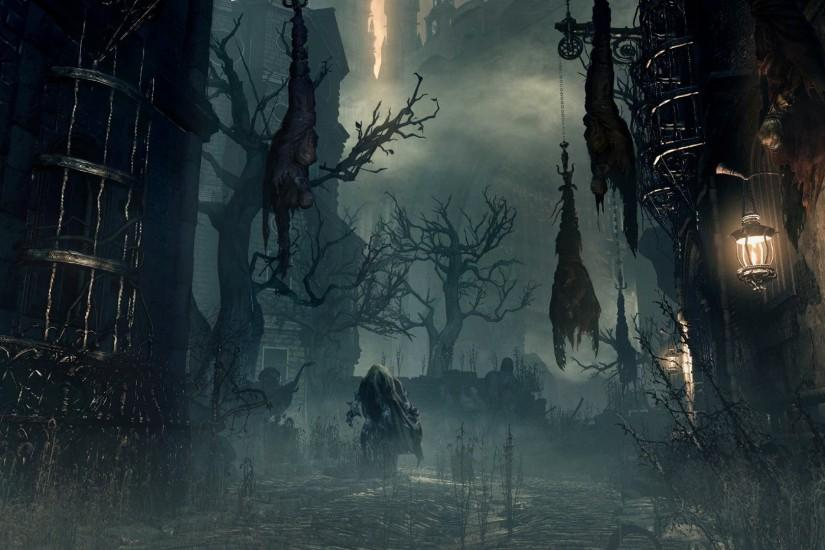 bloodborne wallpaper 1920x1080 picture
