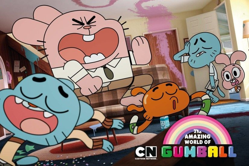 the-amazing-world-of-gumball-306344
