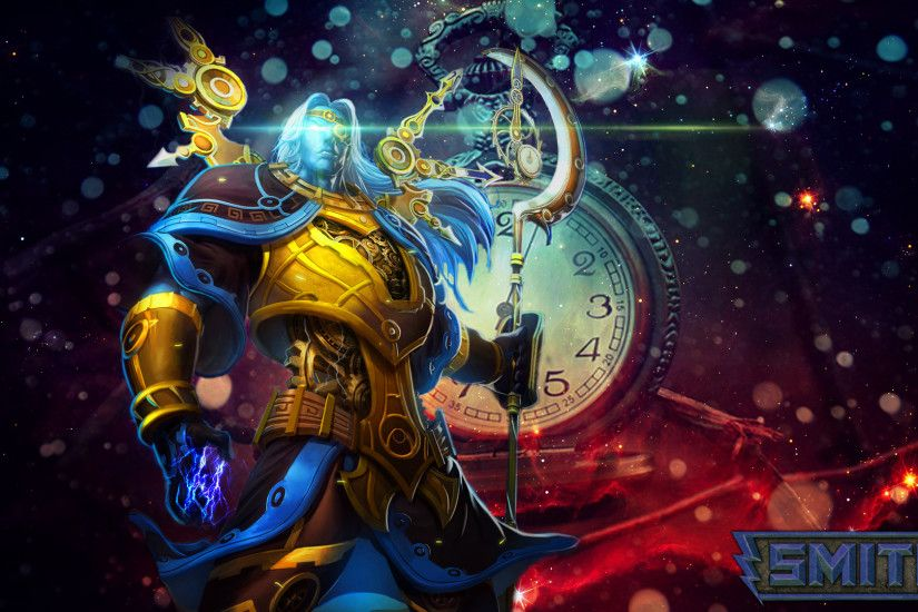 Chronos Lord Of Time Hd Wallpaper