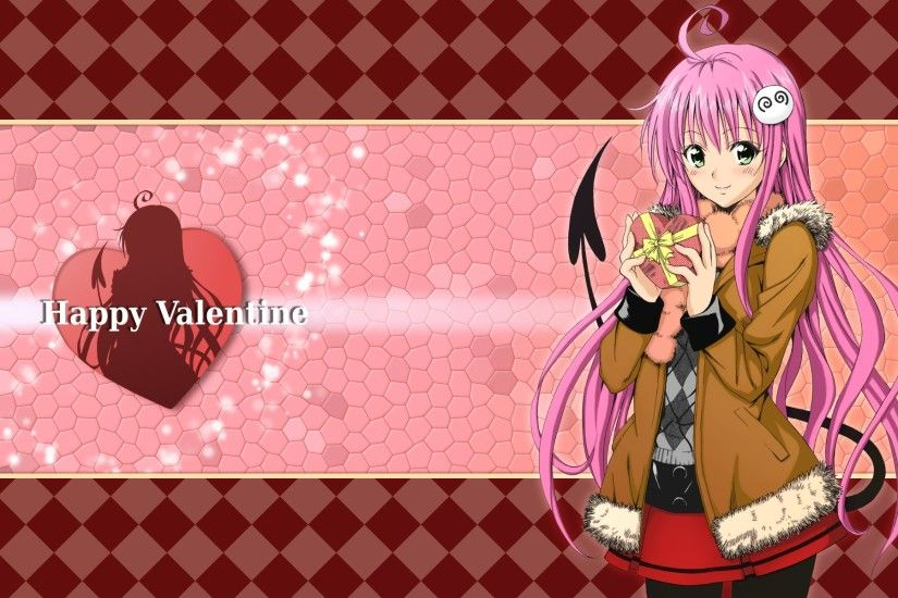 Anime - To Love-Ru Lala Satalin Deviluke Wallpaper