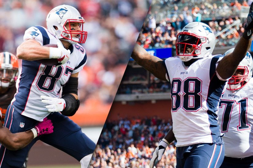 Patriots' Martellus Bennett inspires Rob Gronkowski to be more intellectual  | NFL | Sporting News