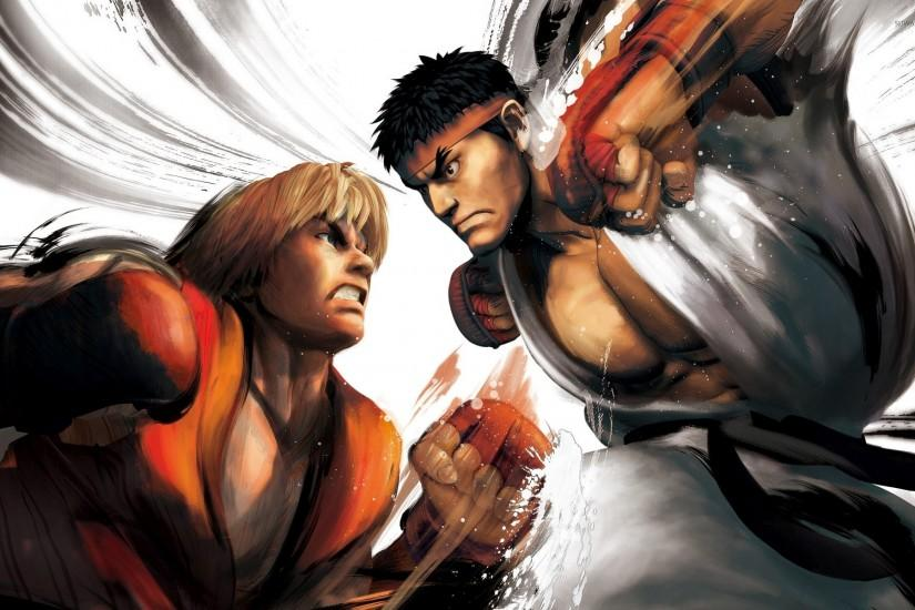 widescreen street fighter wallpaper 1920x1200