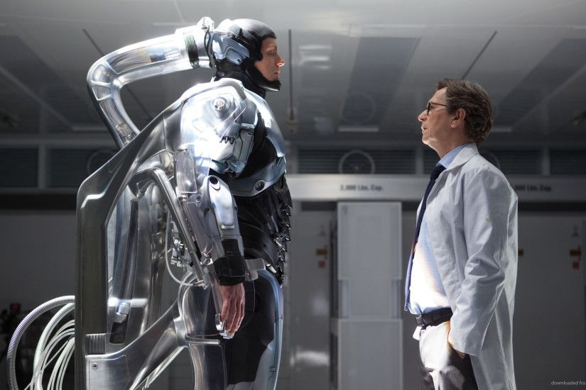 Robocop Connected To The Systems picture