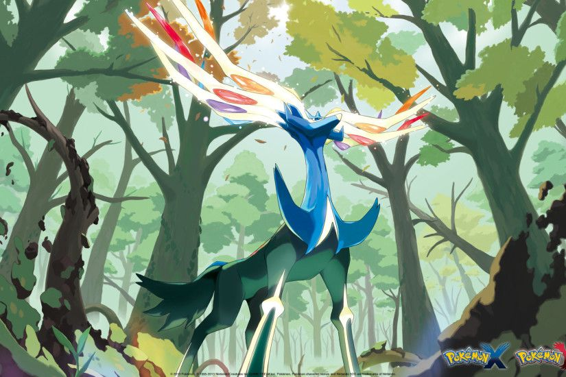 Xerneas is a kewl legendary and I really like the colours. I had been using  it ever since it was up on the XY site, until May 10th.