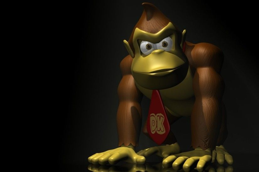 HD Wallpaper | Background ID:369382. 1920x1080 Video Game Donkey Kong