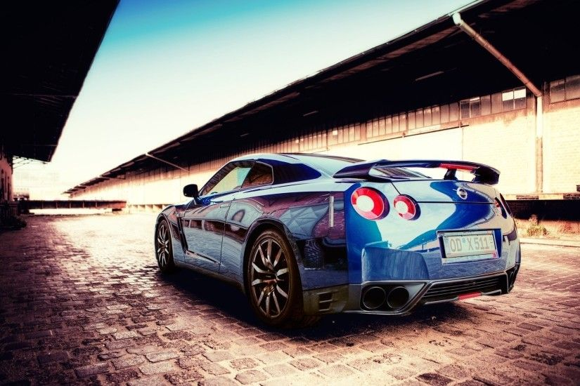 Cars JDM Japanese Domestic Market Nissan GT-R R35 GTR Spec-V Roads