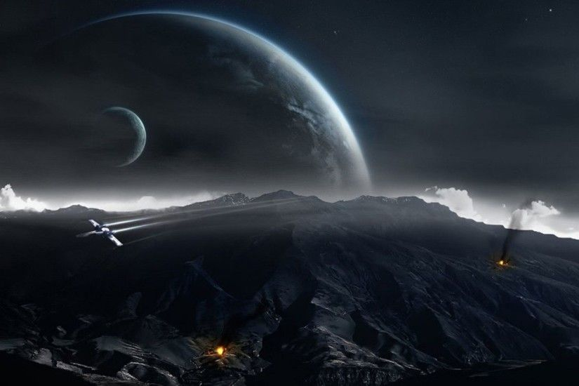 Epic Space War Wallpaper Images #3TE