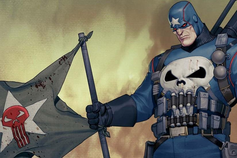 Comics - The Punisher Punisher Wallpaper