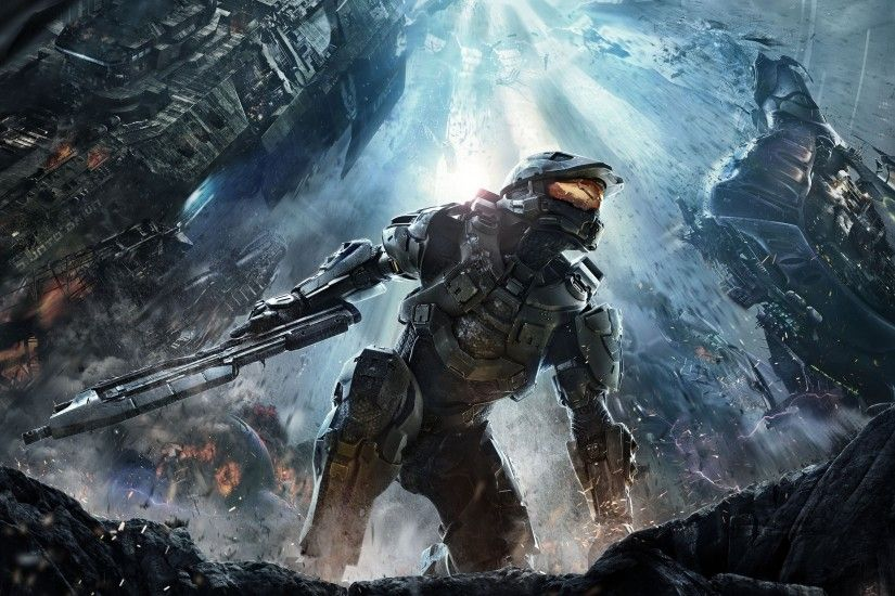 Halo-5-Master-Chief-Wide-Wallpapers.jpg (2560×1600) | Wallpaper Desktop |  Pinterest | Wallpaper desktop and Wallpaper