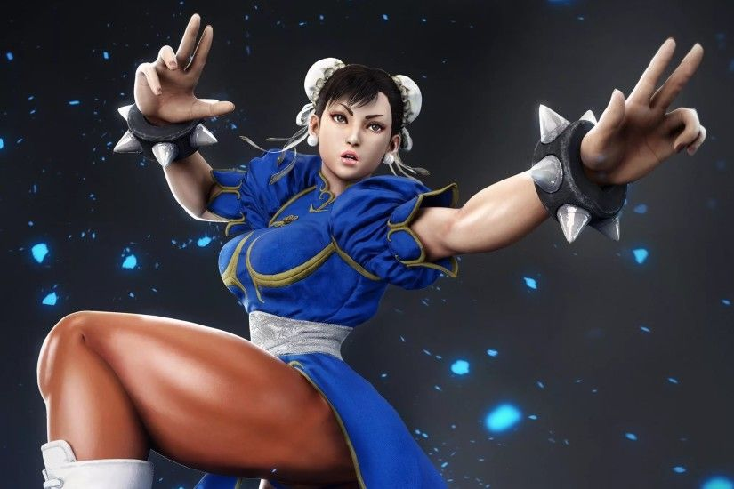... Chun-Li Wallpapers HD ...
