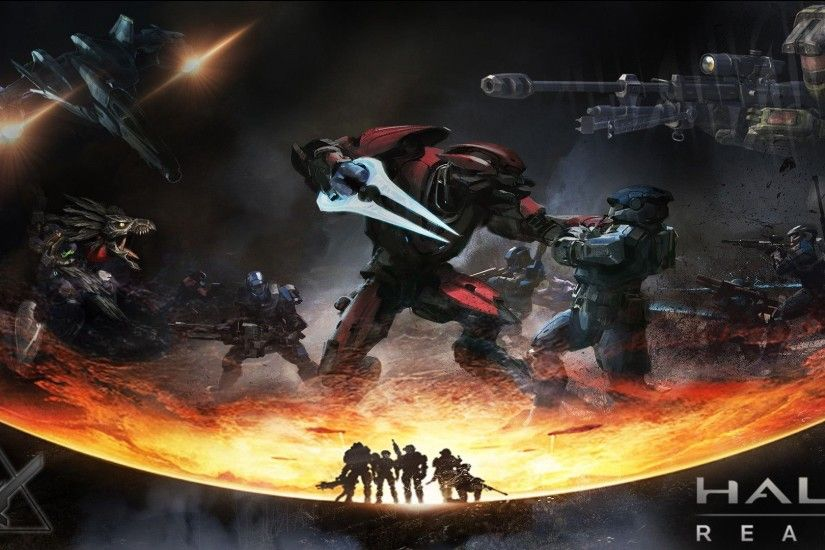 Halo Reach HD Wallpapers (55 Wallpapers)