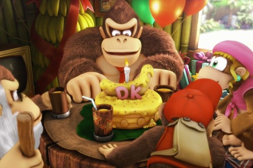 Donkey Kong Country Wallpaper | HD Wallpapers | Pinterest | Donkey kong, Hd  wallpaper and Wallpaper