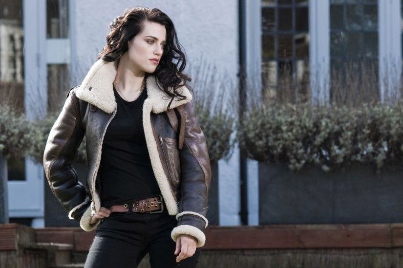 Hot Katie McGrath HD Wide Wallpaper 60219